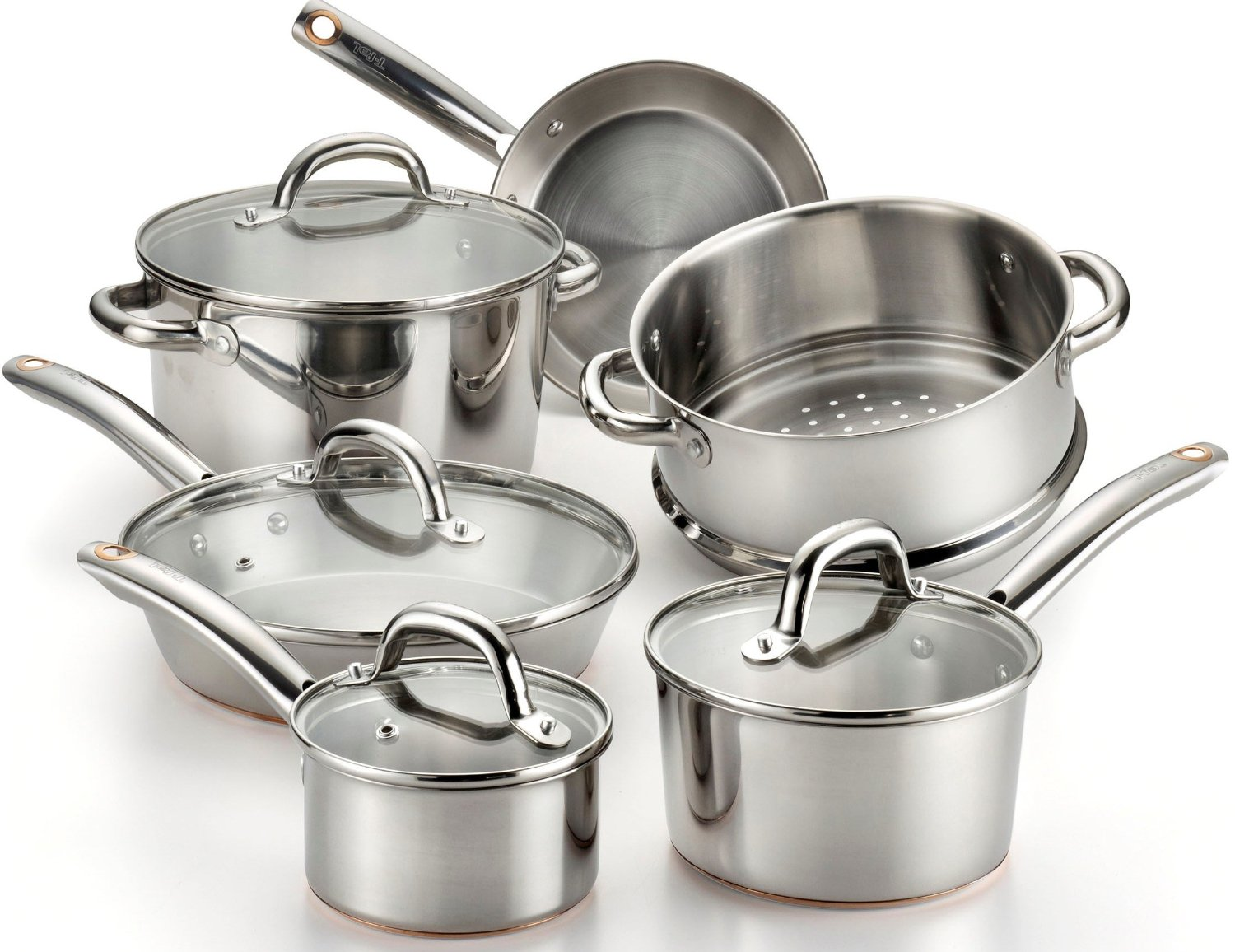 Best stainless steel cookware reviews buying guide for Kitchen set items