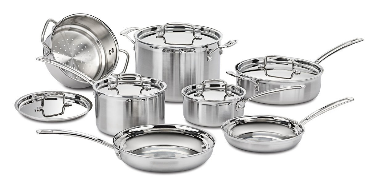 Stainless Steel Cookware Overview