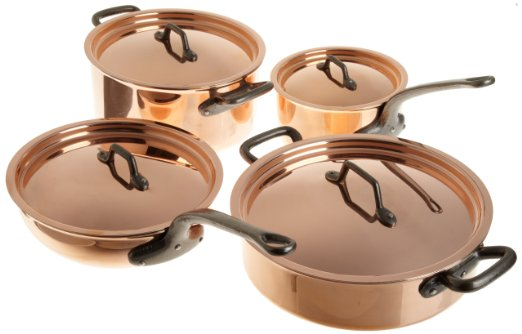 Copper cookware reviews