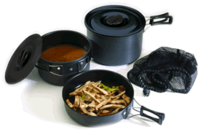 top camp cookware