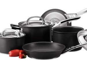Circulon Infinite Hard Anodised Cookware 5-piece Set Reviews
