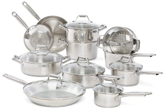 T-fal Elegance Cookware Set Reviews