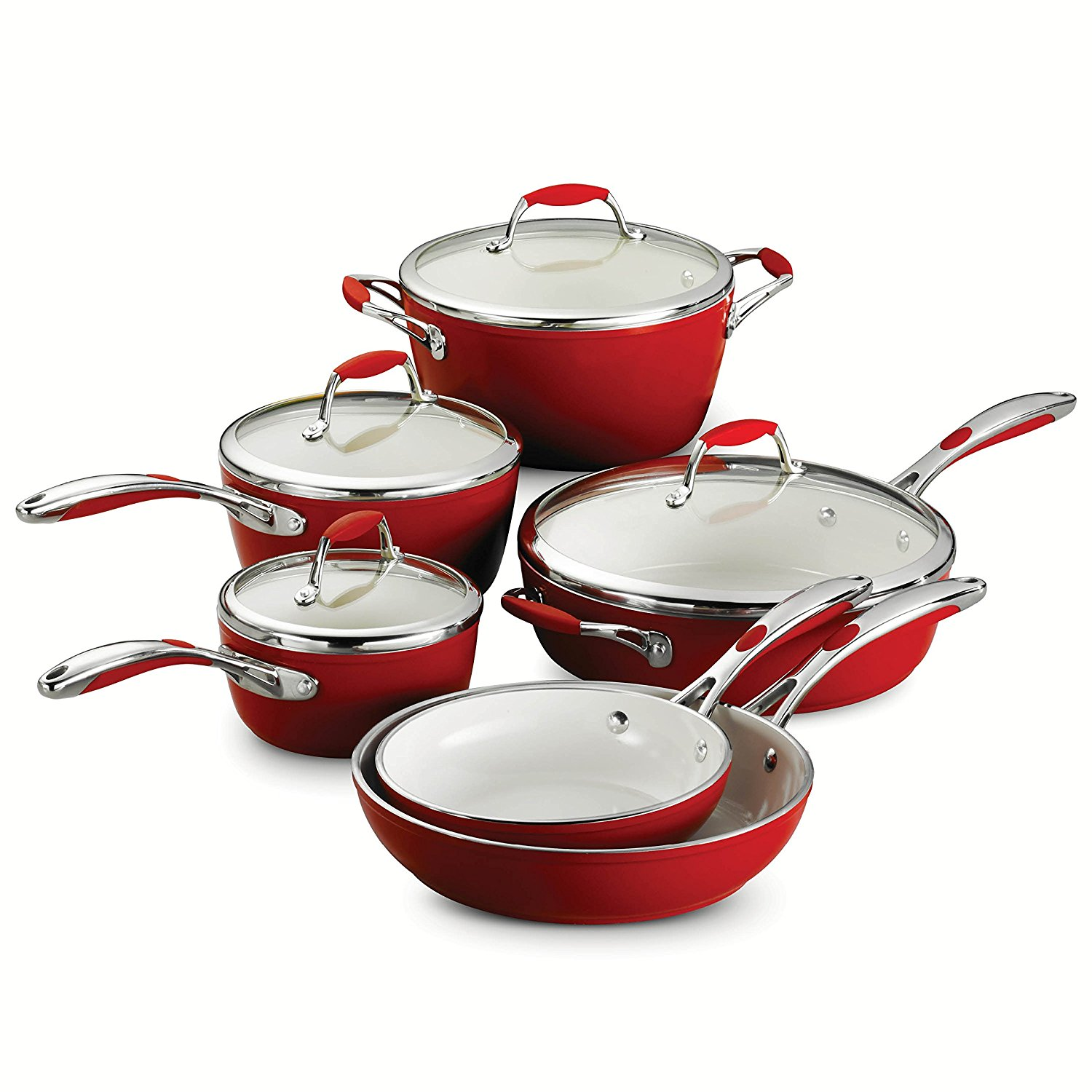 Tramontina 10-Piece Gourmet Cookware Set Review
