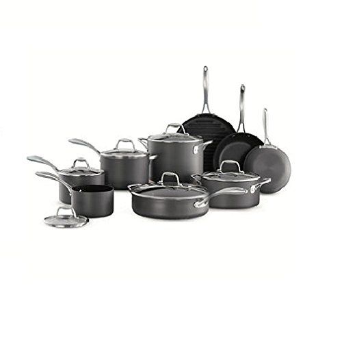 Tramontina 15-Piece Hard Anodized Cookware Set Review