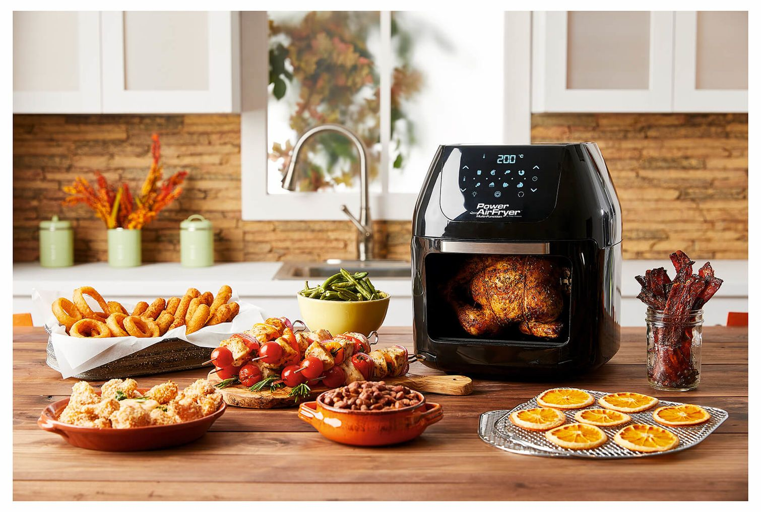 benefits of air fryer