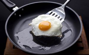 how easily does metal scratch non-stick