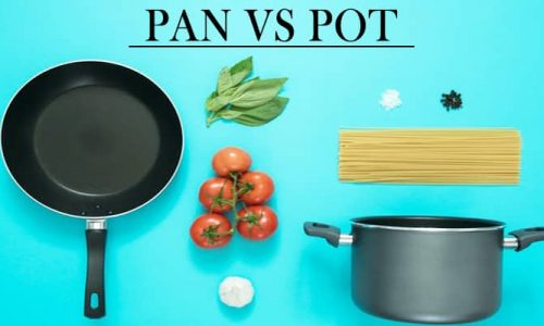 different types of pots