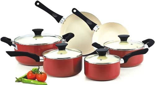 top rated ceramic cookware