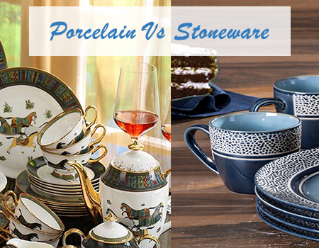 Stoneware Vs Porcelain  – Updated 2021