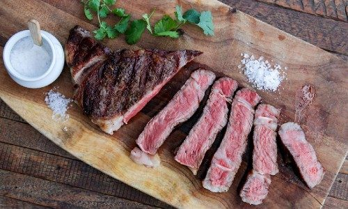 How To Cook Steak In The Oven Without searing...