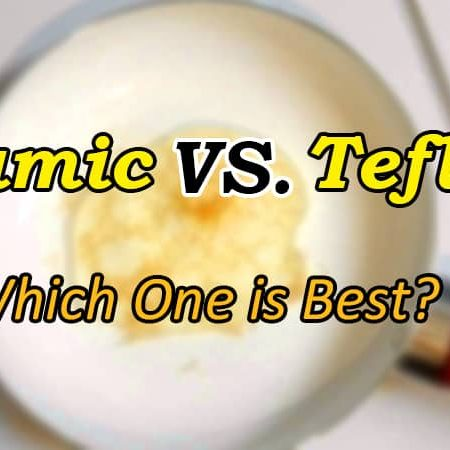 Ceramic Vs. Teflon: What's Better For Your Kitchen?